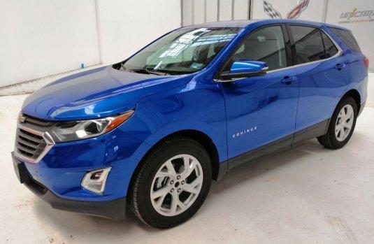 Se vende un Chevrolet Equinox de segunda mano