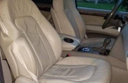 Se vende un Audi Q7 2008 por cuestiones económicas