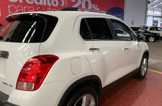 No te pierdas un excelente Chevrolet Trax 2013 Automático en México State
