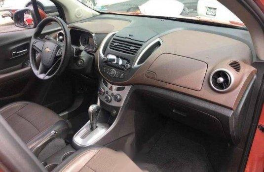 Tengo que vender mi querido Chevrolet Trax 2016