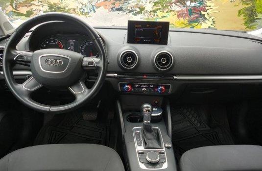 Un Audi A3 2016 impecable te está esperando
