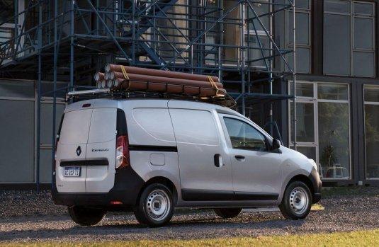 En venta carro Renault Kangoo 2019 en excelente estado