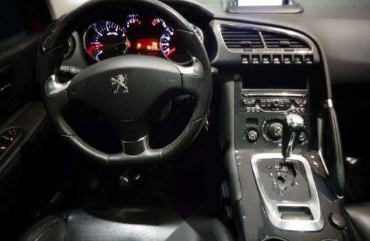 Quiero vender inmediatamente mi auto Peugeot 3008 2016 muy bien cuidado