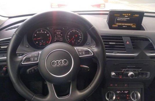 Vendo un Audi Q3 impecable