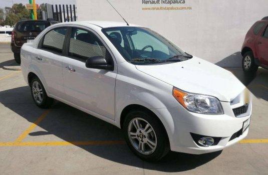 Quiero vender cuanto antes posible un Chevrolet Aveo 2018