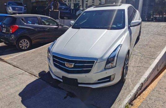 Carro Cadillac ATS 2017 en buen estadode único propietario en excelente estado