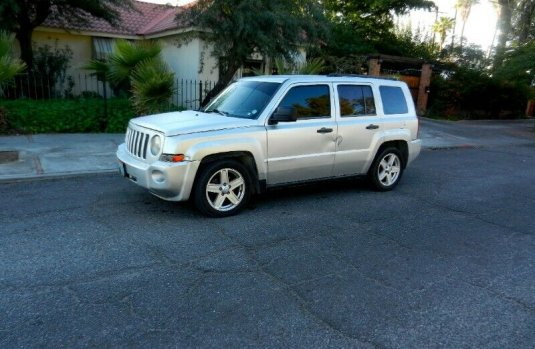 Se pone en venta un Jeep Patriot