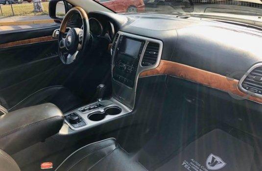 Un excelente Jeep Grand Cherokee 2011 está en la venta