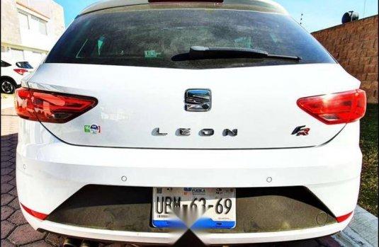 Un Seat Leon 2018 impecable te está esperando