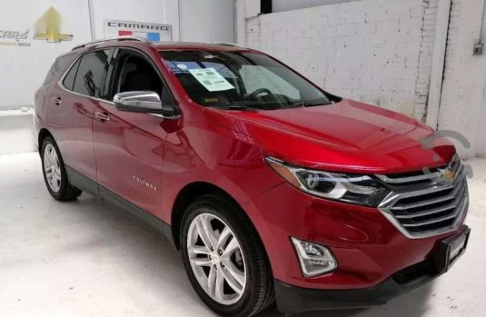 En venta un Chevrolet Equinox 2018 Automático muy bien cuidado