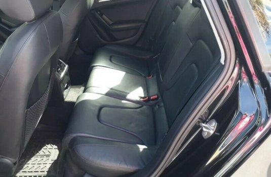 Audi A4 2013 en