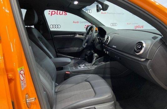 Un excelente Audi A3 2019 está en la venta