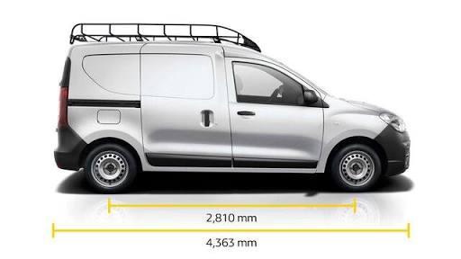Liquidación Renault Kangoo 2019