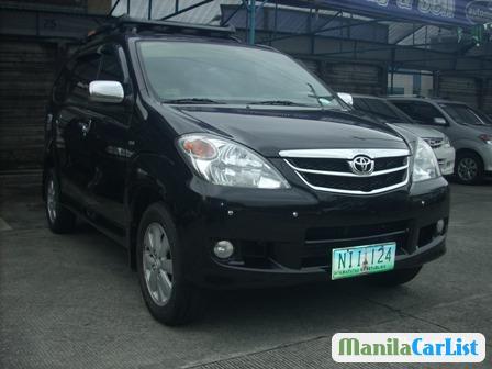 Toyota Avanza 2009 Premium 1.5Li M/T