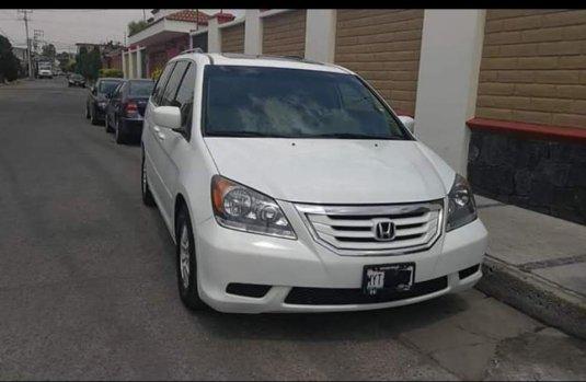 Honda Odyssey 2009 exl