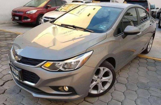 En venta un Chevrolet Cruze 2018 Automático en excelente condición