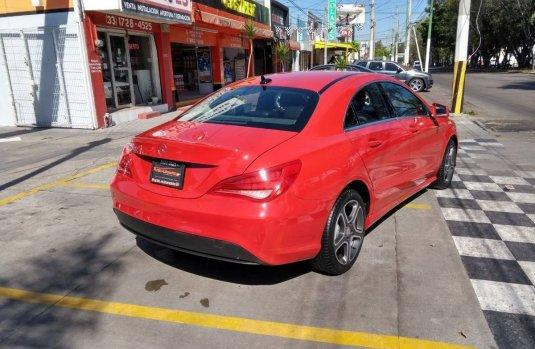 En venta un Mercedes-Benz Clase CLA 2015 Automático en excelente condición