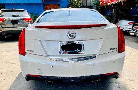 Se vende un Cadillac ATS de segunda mano