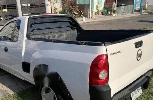 Chevrolet tornado lista para trabajar