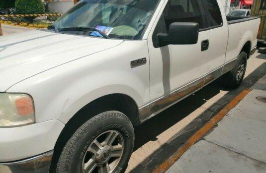 2007 FORD F150 MEXICANA CAB Y MEDIA