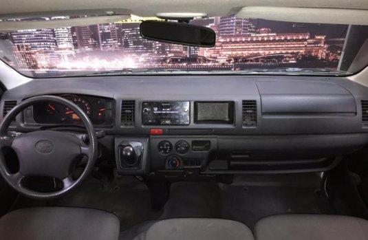 Toyota Hiace Panel