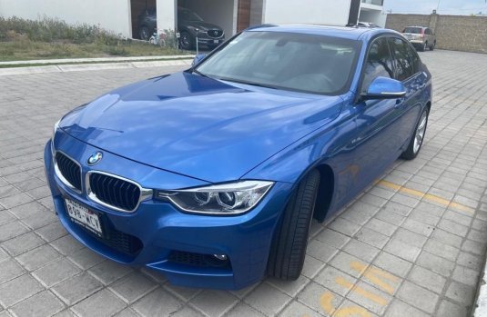 BMW Serie 3 2.0 328ia M Sport At