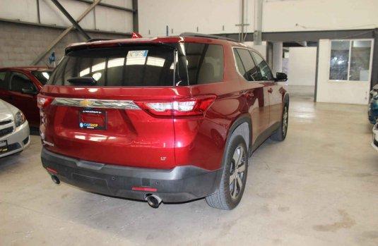 Chevrolet Traverse 5p LT V6/3.6 Aut 7/Pas