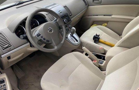 Nissan Sentra factura original automático 11