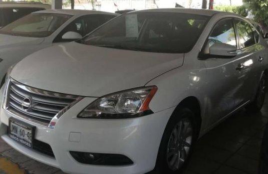 Nissan Sentra Advance 2016 std pague hasta Julio