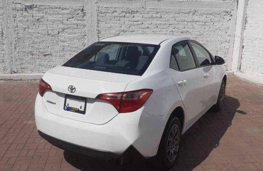 Toyota Corolla 2019 4p Base L4/1.8 Aut