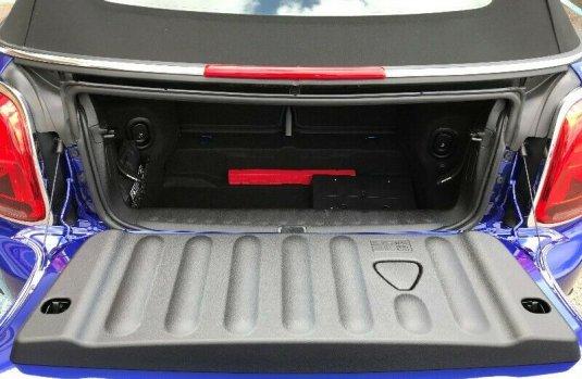 MINI COOPER CONVERTIBLE AUT PANTALLA CON CAR PLAY LUZ LED EQUIPADO LINEA NUEVA 2019 CON 9000KM NUEVO