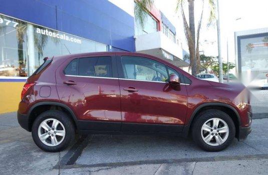 2015 Chevrolet Ttrax lt 4 cil factura original\