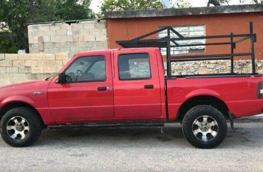 Ford Ranger 2004 std motor 4 cil 2.3 litro clima no funciona detalles esteticos fac original yucatan