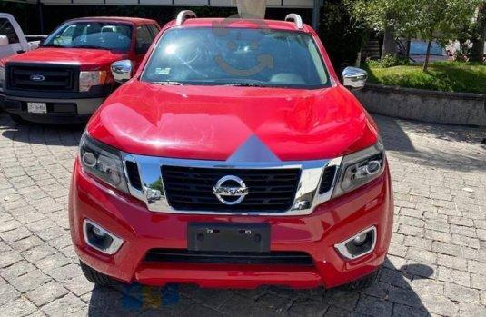 Nissan NP300 Frontier aut 4x4 diésel iva % crédito