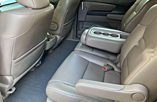 Honda Odyssey EXL 2013 Factura Original piel DVD equipad