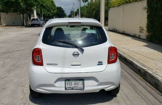 Nissan March sense 2015 std