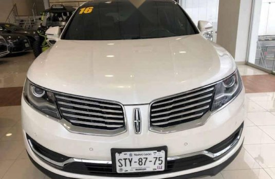 Lincoln MKX 2016 5p Reserve