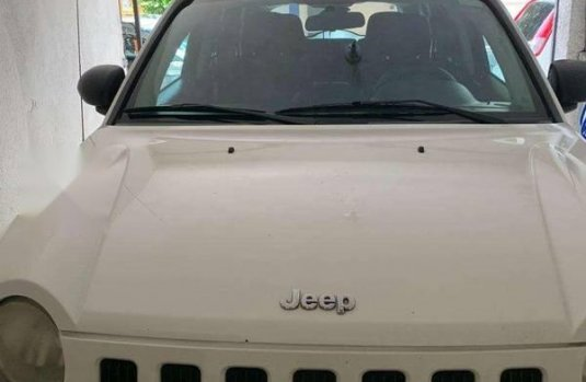 Jeep Compass 2010 todo pagado