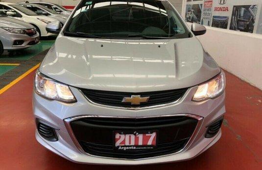 Chevrolet Sonic LT Estándar Sedán 2017 Motor 1.6 Litros, 4 Cil. 38,156 kms Garantía, Crédito 10% Eng