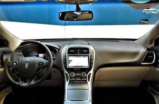 Lincoln Mkx Reserve 2.7 Ecoboost Piel Gps