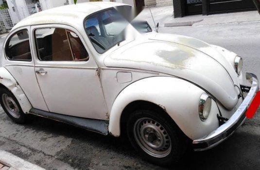 VW Sedan 1989 blanco