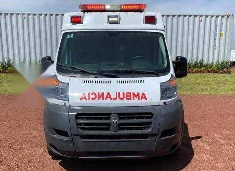 Ambulancia Ram Promaster