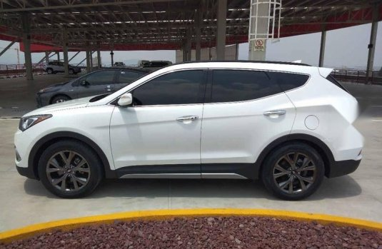 Hyundai Santa Fe 2017 5p Sport L4/2.0/T Aut