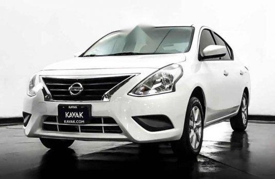 - Nissan Versa 2019 Con Garantía Mt