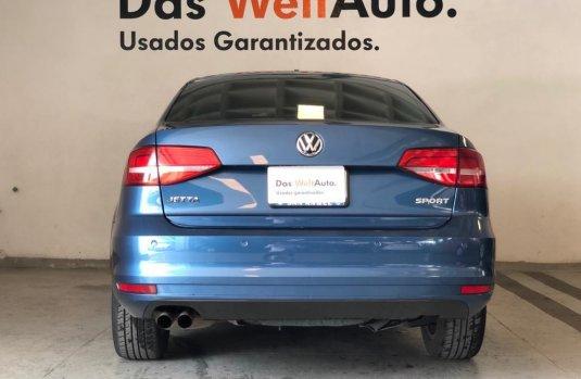 Volkswagen Jetta A6 Sportline