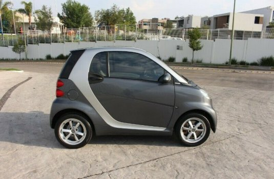 Smart Fortwo turbo 2012
