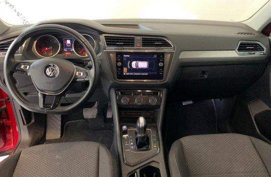 Volkswagen Tiguan Comfortline 7 asientos