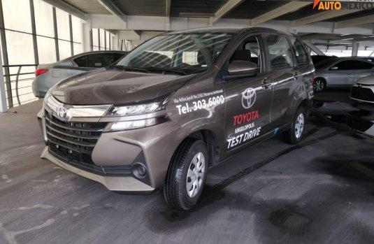 Toyota Avanza LE AT DEMO 2020