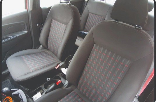 Ford Figo Sedán 2017