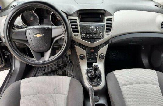 "Chevrolet Cruze LT 2012 TM, 4 PTS. A/A CD, R-16 ""REMATO"""